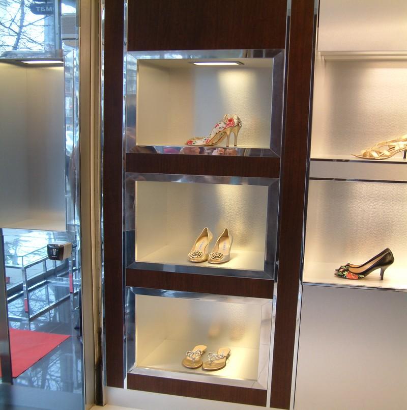 Arredo Negozio scarpe bulgaria